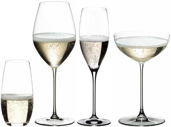 hoe komen bubbels in champagne